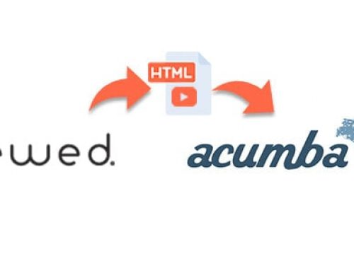 Email Marketing with autoplay video using Acumbamail and Viewed