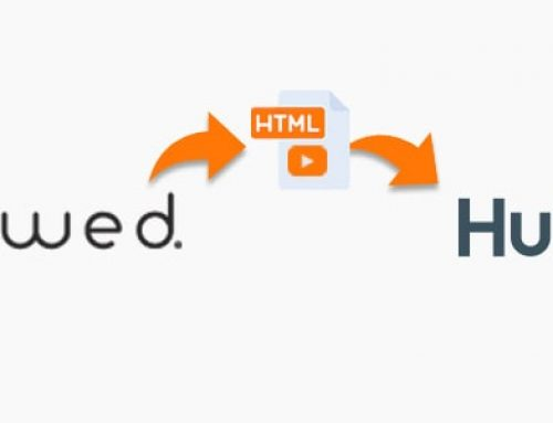 How to create and playback video within emails using Hubspot and Viewed