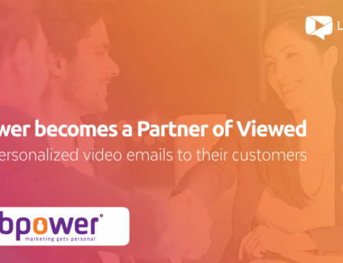 Webpower adds the personalization of real time videos for email marketing