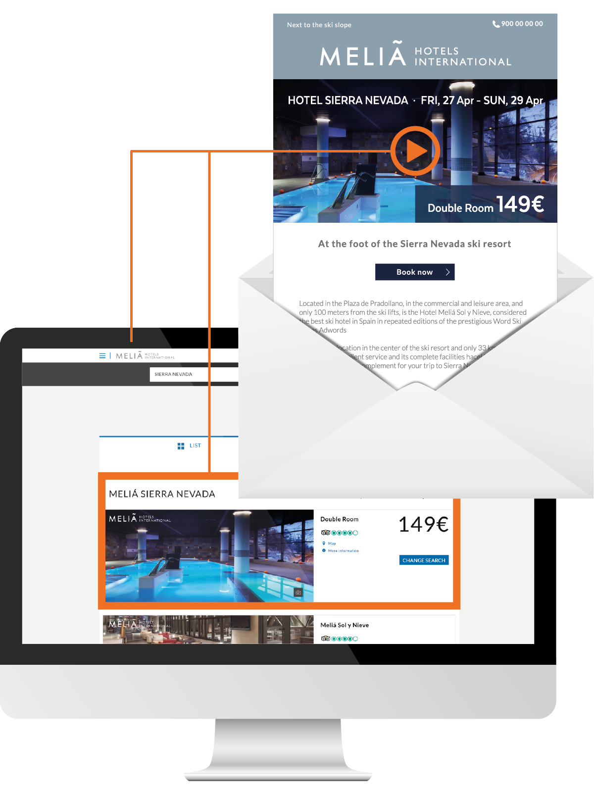 Real-time Personalized-Video-in-Email-Marketing